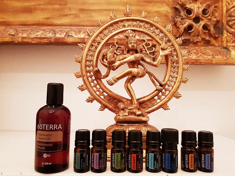 Aroma Touch Massageöle