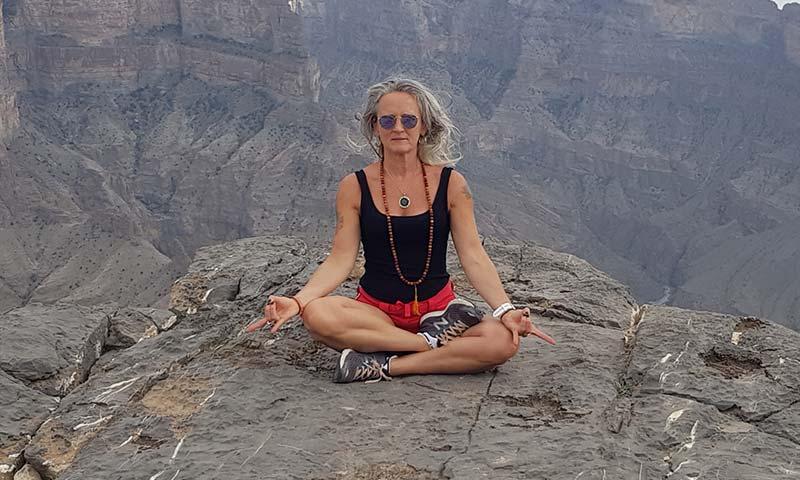 Meditation und Entspannungsübungen mit Stefania Bonatto – ausgebildete Yoga-Lehrerin in Starnberg